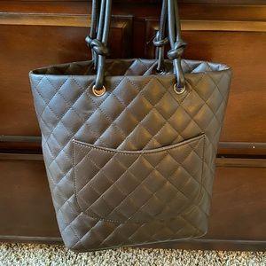 CHANEL Bags - Chanel medium ligne cambon bucket tote bag